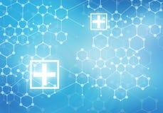 Medicina moderna Fotografia de Stock