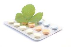 Medicina natural Imágenes de archivo libres de regalías