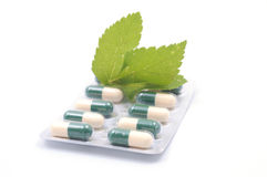 Medicina natural Fotografia de Stock