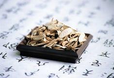 Medicina Oriental Imagens de Stock