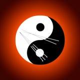Medicina orientale antica Immagini Stock Libere da Diritti