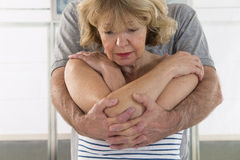 Medicina Osteopathic fotografia de stock