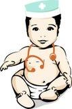 Medicina para los bebés Fotos de archivo