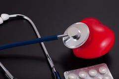 Medicina. Pillole Fotografia Stock Libera da Diritti