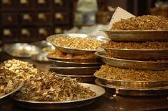Medicina tradicional china Foto de archivo libre de regalías