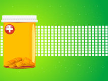 Medicina in vaso Immagini Stock