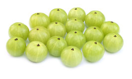 Medicinal amla fruits Stock Photo
