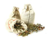 Medicinal grasses ,herbal,grasses for sorcery Royalty Free Stock Photos