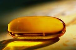medicinal kapsel Royaltyfria Foton