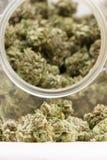 Medicinal Marijuana Stock Image