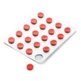 Medicinal pills Stock Photo
