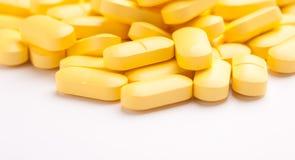 Medicinal pills Stock Photos