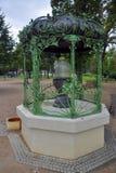 Medicinal spring  in Podebrady Royalty Free Stock Photo