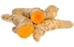 Medicinal turmeric Stock Images