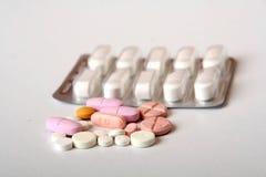 Medicinas Imagens de Stock