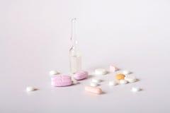 Medicinas Fotografia de Stock Royalty Free