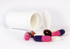 Medicinas Imagem de Stock Royalty Free