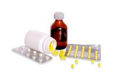 medicinas Fotos de Stock Royalty Free