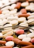 Medicinas Imagem de Stock
