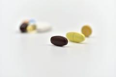 Medicinas aisladas Foto de archivo