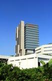 Medicinbyggnad av NUH Royaltyfri Bild