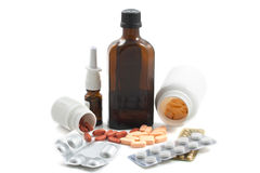 Medicine stock images