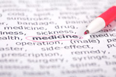 Medicine Stock Photography