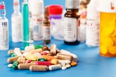 Medicine Fotografie Stock Libere da Diritti
