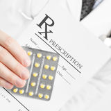 Medicine and all things related - 1x1 ratio Royalty Free Stock Image