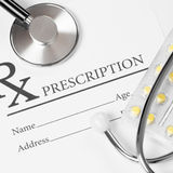 Medicine and all things related - 1x1 ratio Stock Photo