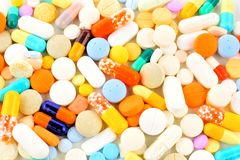 Medicine background royalty free stock photography