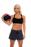 Medicine Ball Royalty Free Stock Photo