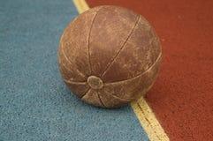 Medicine ball Stock Photo