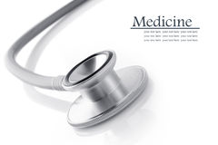 Medicine banner Stock Photos