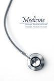 Medicine banner Royalty Free Stock Photo