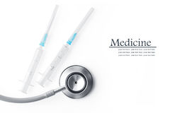 Medicine banner Royalty Free Stock Images