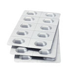 Medicine In Blister Packs royalty free stock images