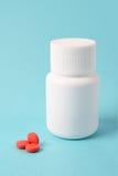 Medicine bottle Stock Images