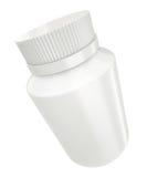 Medicine bottle Royalty Free Stock Photography