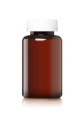 Medicine bottle Royalty Free Stock Photo