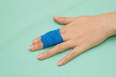 Medicine  buddy bandage Stock Photos