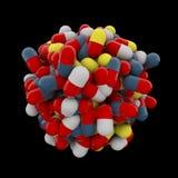 Medicine capsules Stock Photography