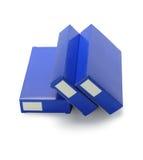 Medicine Cardboard Boxes Stock Image