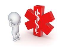 Medicine concept Royalty Free Stock Photo