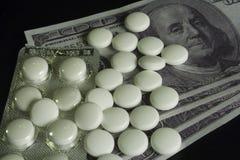 Medicine costose Immagini Stock