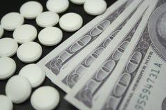 Medicine costose Fotografia Stock Libera da Diritti