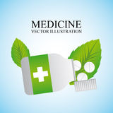 Medicine design Stock Images
