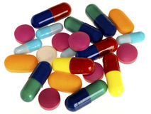 Medicine Drugs Royalty Free Stock Images