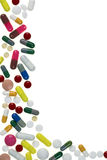 Medicine - Drugs - Space for Text Royalty Free Stock Photo