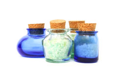 Medicine Flasks Royalty Free Stock Image